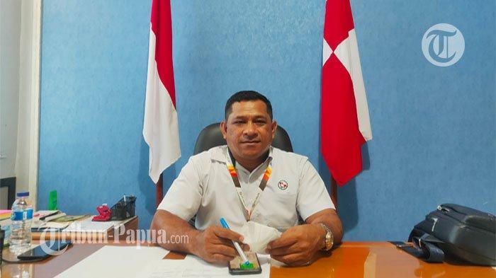 Kepala PT Pelni Cabang Jayapura, Whendy R Imkotta