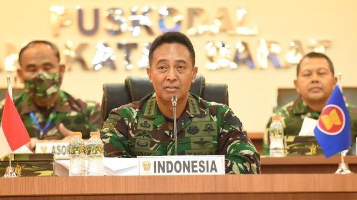 Usap Kepala Prajurit yang Jadi Korban KKB, Jenderal Andika Kabulkan Permintaan Pindah Tugas: Boleh