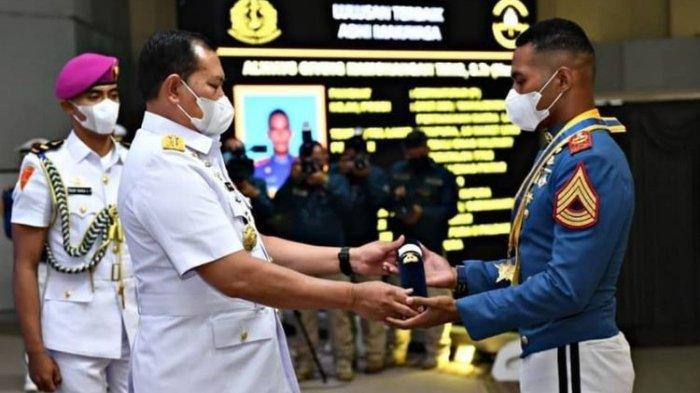 Sosok Always Giving Hamonangan Tiris, Putra Papua yang Dapat Gelar Adhi Makayasa dari KSAL