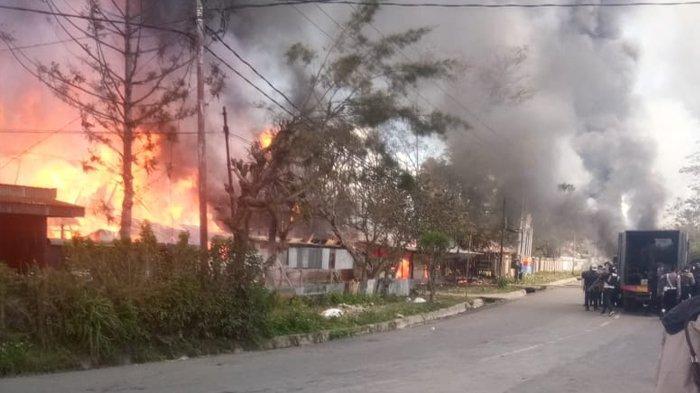 Polisi Tetapkan 7 Tersangka terkait Kerusuhan Wamena