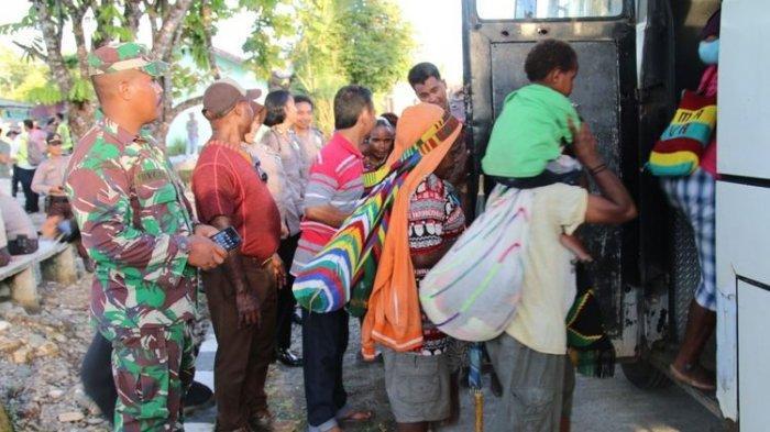 Ratusan Warga Tembagapura Papua Ketakutan dengan Aksi Brutal KKB, Minta Dievakuasi ke Timika