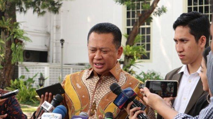 Polemik Jiwasraya, Ketua MPR Bamsoet: Kita Hindari Pembentukan Pansus untuk Kurangi Kegaduhan