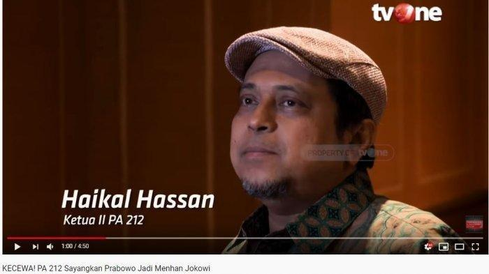 Tanya Alasan Politikus PDIP Ngadu ke Tito soal FPI, Haikal Hassan: Tracking yang FPI Lakukan di Aceh