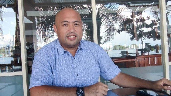 Ketua Kadin Papua, Ronald Antonio Bonai.