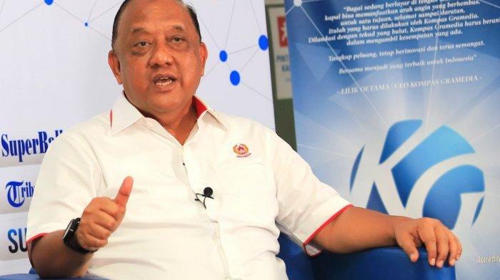Ketua KONI Sebut Keberhasilan PON XX Papua sebagai Harga Diri Bangsa Indonesia