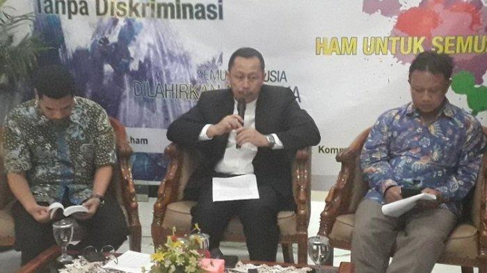 Komnas HAM Ingatkan Publik Tak Mudah Termakan Hoaks Terkait Kerusuhan di Wamena Papua