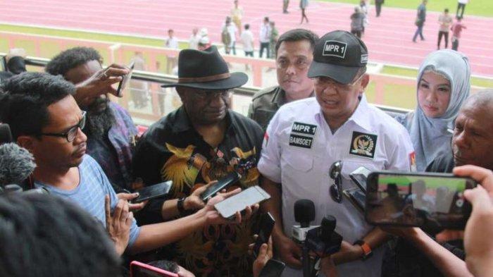 Ketua MPR Tanggapi KKB yang Terus Berulah di Papua: Apa yang Terjadi, Itu adalah Anak-anak Kita