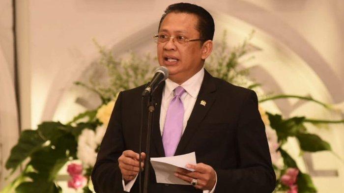 Bambang Soesatyo Lontarkan 5 Pantun di Pelantikan Presiden, untuk Prabowo hingga Jusuf Kalla