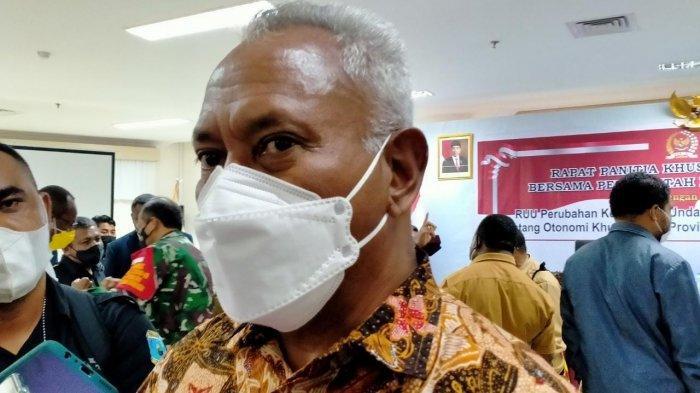 Ketua Pansus Revisi UU Otsus Papua: Banyak UU Sektoral yang Menabrak UU Otsus