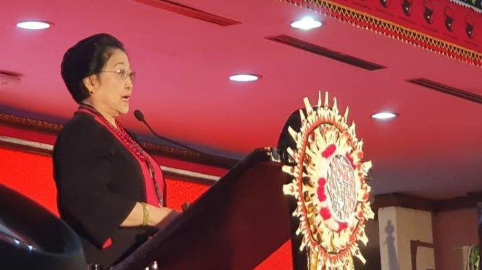 Megawati Ditetapkan Kembali sebagai Ketum PDIP secara Aklamasi