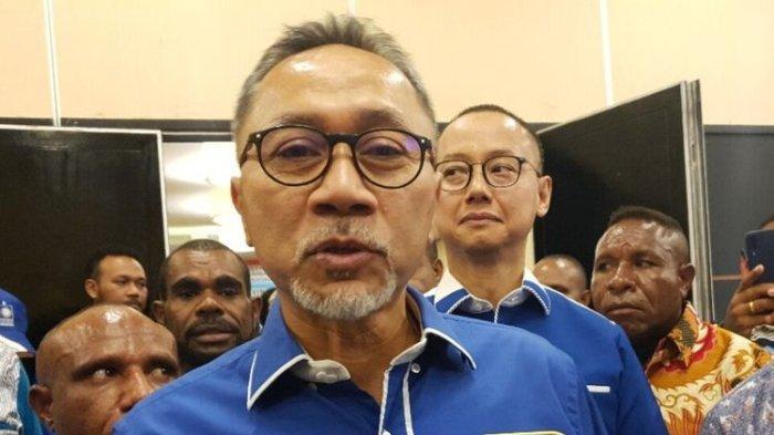 Ketua DPW PAN Papua, Abock Busup Meninggal, Zulhas: Kami Kehilangan Kader Terbaik