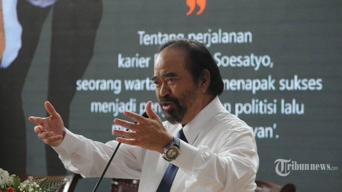 PDIP Bereaksi soal Ucapan Surya Paloh Ada Partai yang Mengaku-Ngaku Nasionalis: Itu Rambu-rambu