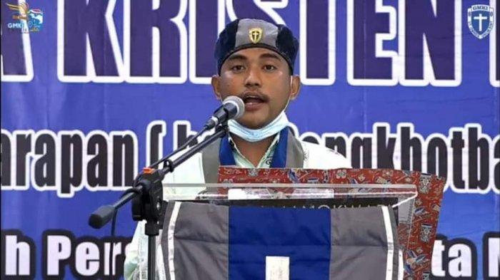 Viral Yel Papua Merdeka di Kongres GMKI, Ketua Umum Terpilih Jefri Gultom Beri Klarifikasi
