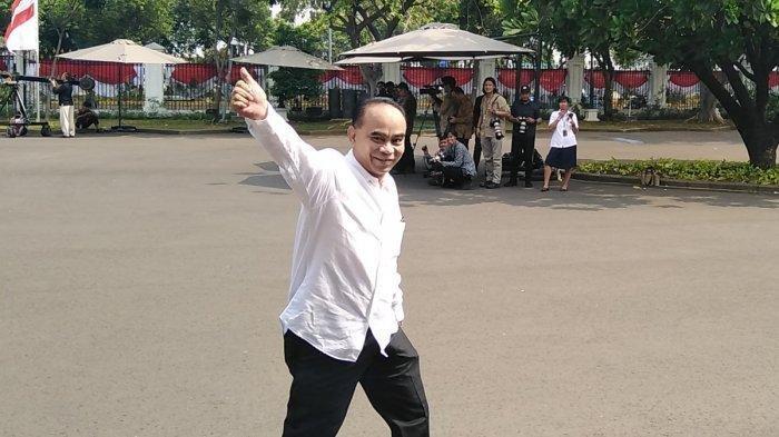 Ditunjuk Jadi Wamen, Ketum Projo Sebut Tak MIliki Masalah dengan Prabowo: Sudah Ada Cinta Sedikit