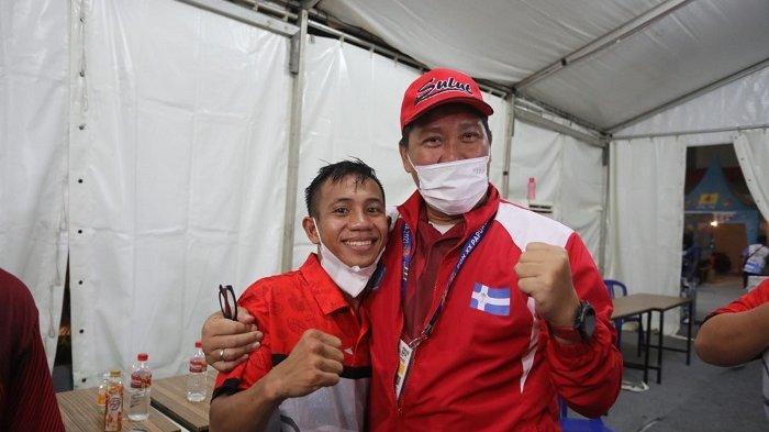 Tambah 2 Emas dari Tinju, ini Posisi Sulut di Klasemen Perolehan Medali PON XX Papua 2021