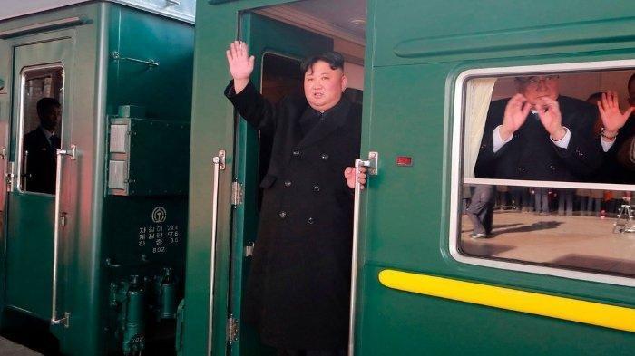 Sebut Pemimpin Korut Ceritakan Semuanya, Trump: Kim Jong Un Beritahu Saya Cara Dia Bunuh Pamannya