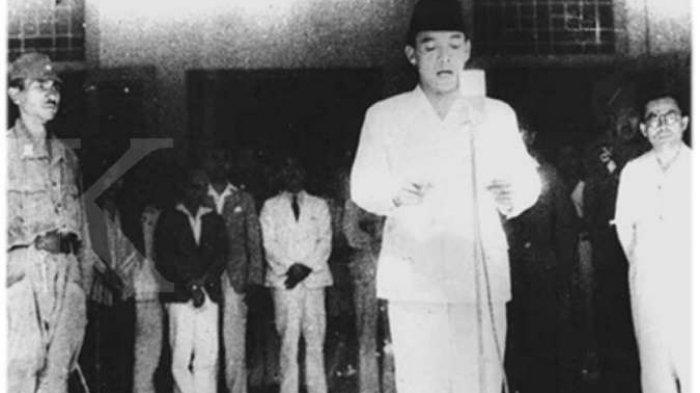 Sejarah Proklamasi Kemerderkaan Indonesia yang Perlu Kamu Tahu, Bukan di Istana Merdeka Dilakukannya