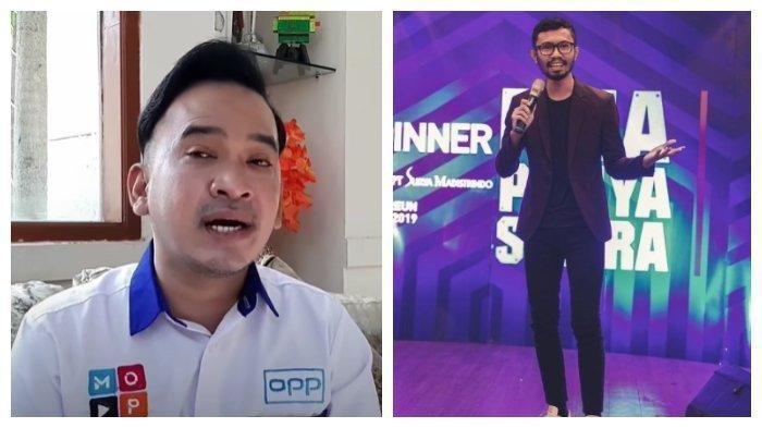 Ridwan Remin Jadikan Betrand Peto Bahan Lelucon, Ruben Onsu Mengamuk: Di Mana Hati Nurani Anda?