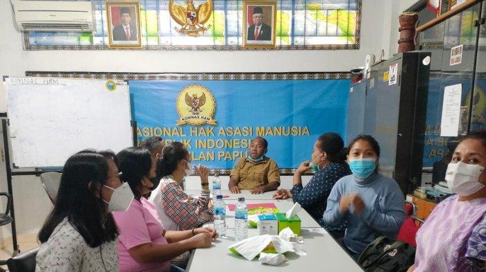 Komnas HAM Gandeng 4 Psikolog Uncen Lakukan Pendampingan kepada 9 Korban Kerusuhan di Kiwirok