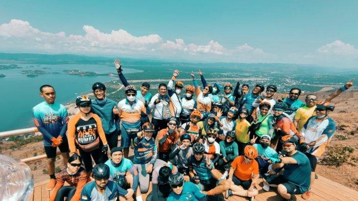 Komunitas Sepeda KO'GAS Jayapura Resmi Berusia Satu tahun