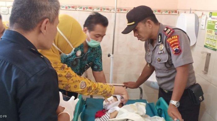 Nenek Kaget Cucunya Merangkak Minta Tolong, Ibunya Ajak Bunuh Diri Minum Obat Hama