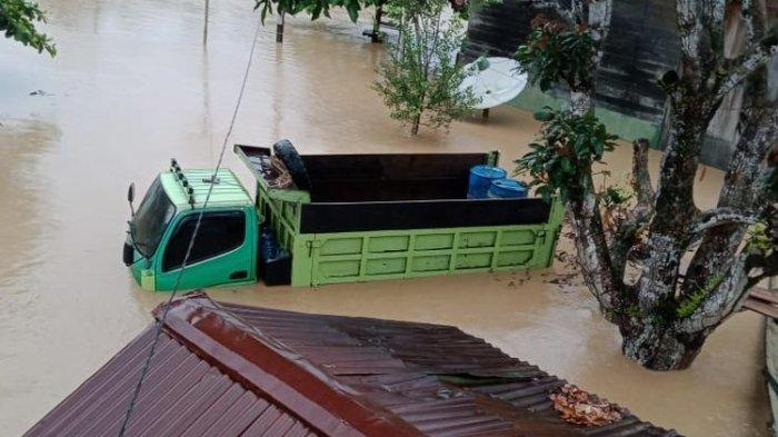 Banjir Terjang Nabire dan Yapen di Papua, Akses Jembatan Putus dan Ribuan Warga Terdampak