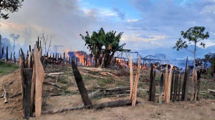 Perang Antarsuku Terjadi di Jayawijaya Papua, Kapolres Tolak Permintaan Kedua Pihak: Perang 3 Hari