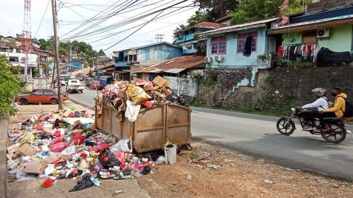 Jayapura Jadi Tuan Rumah PON XX Papua, Ketua DPRD Soroti Persoalan Sampah yang Tak Kunjung Diatasi