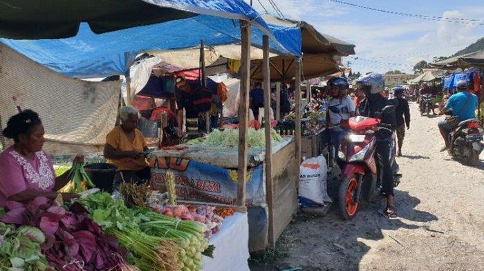 Ekonomi di Wamena Mulai Menggeliat Pascarusuh, Namun Harga Makanan Mahal, 1 Ekor Ayam Rp600 Ribu