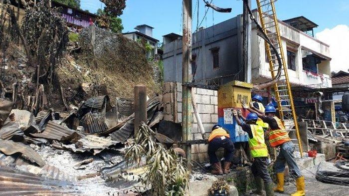PLN Merugi Rp1,9 Miliar Akibat Dampak dari Kerusuhan di Jayapura Papua