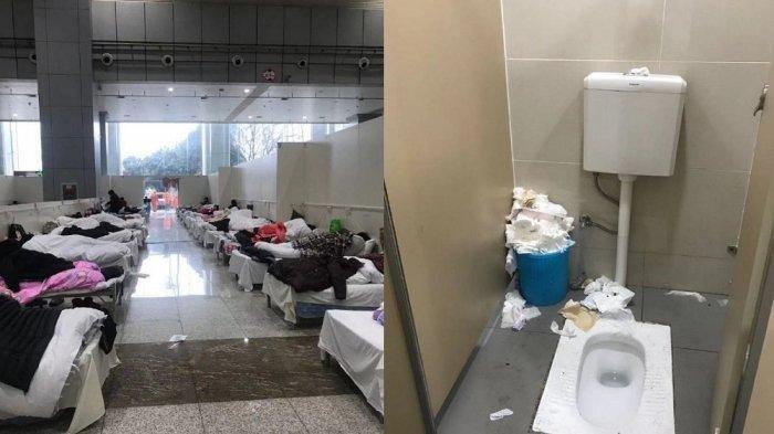 Curhat Pasien Virus Corona di China dari Berbagi Toilet hingga Medis Kewalahan: Hanya akan Memburuk
