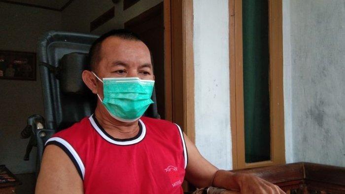 Kini Lumpuh, Prajurit TNI Kopka Ade Menangis Kenang Diserang Tawon Ndas saat Latihan Nembak Rudal