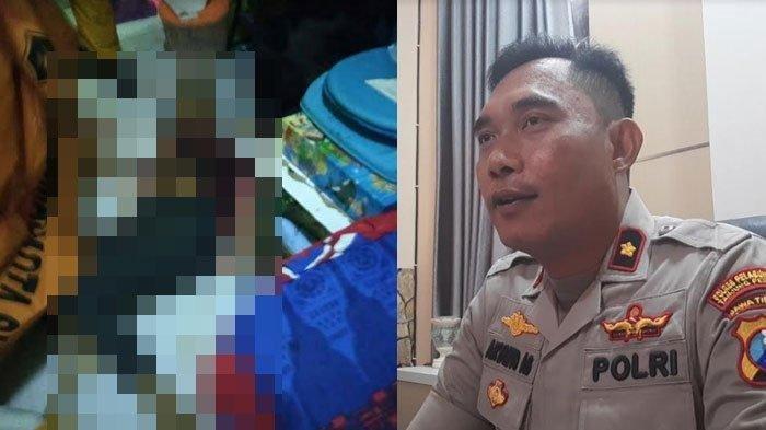 Kondisi Jasad yang Dibunuh di Depan 2 Anaknya yang Masih Balita, Suami sempat Histeris Berteriak