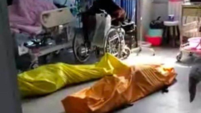Korban Tewas Tembus 1.300 Korban, Ini yang Terjadi kepada Jasad Pasien Virus Corona yang Meninggal
