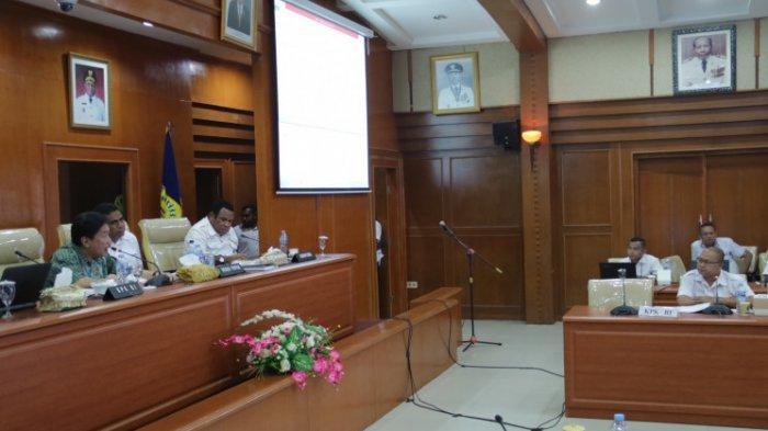 Tunggak Pajak Setahun Lebih, Dirut PDAM Jayapura Ditegur KPK