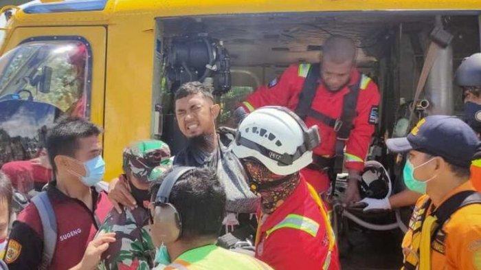 Update Kondisi 3 Kru Helikopter yang Hilang Kontak di Papua Dievakuasi, Kini Dirawat di RSUD Nabire