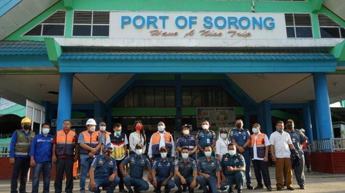 Apresiasi Program Tol Laut Kemenhub di Pelabuhan Sorong, KSP: Sejauh Ini Cukup Produktif