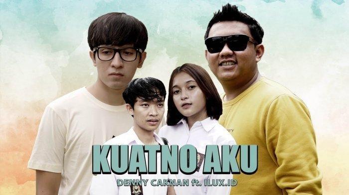 Kunci (Chord) Gitar dan Lirik Kuatno Aku - Denny Caknan feat ILUX ID: Gusti Paringono Kuat Atiku Iki