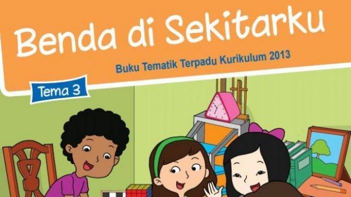 Kunci Jawaban Buku Tematik Kelas 3 Sd Halaman 50 51 52 53 54 Aneka Benda Di Sekitarku Tribun Papua
