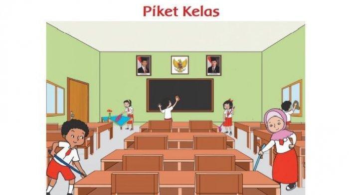 Kunci Jawaban Buku Tematik Tema 7 Kelas 2 SD: Menemukan Kata Sapaan pada Dongeng