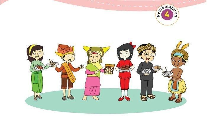 Kunci Jawaban Buku Tematik Tema 7 Kelas 3 SD: Tentang Pengolahan Singkong