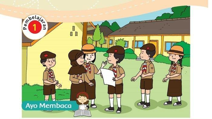 Kunci Jawaban Buku Tematik Tema 8 Kelas 3 SD Subtema 4: Aku Suka Berkarya