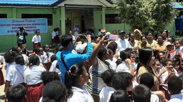 Soroti Pendidikan di Papua, Mendikbud: Tidak Bisa hanya Diselesaikan dengan Jargon-jargon