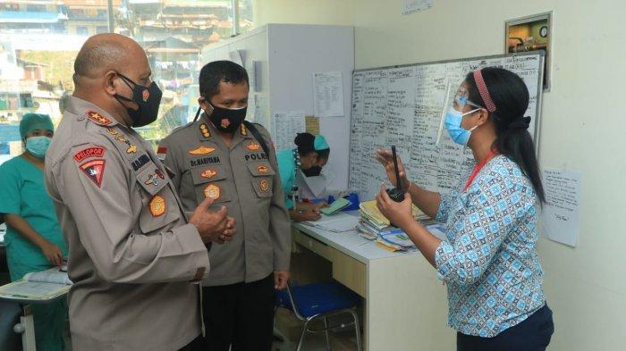 Pasien Covid-19 Membludak, Tabung Oksigen di RS Provita Jayapura Krisis