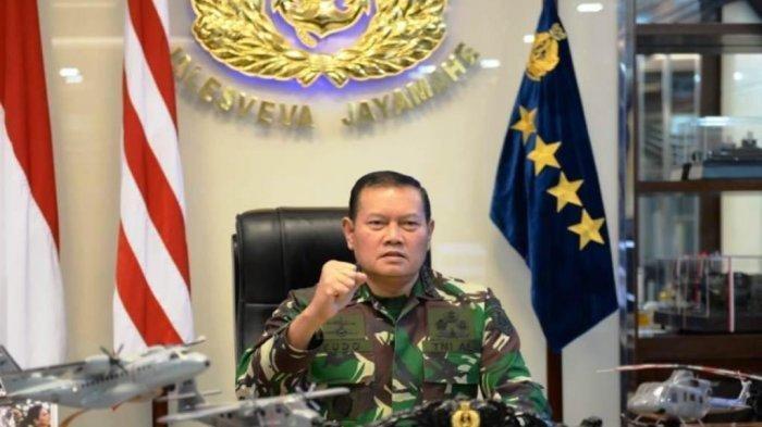 Kepala Staf Angkatan Laut (KASAL) Laksamana Yudo Margono.