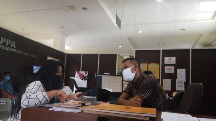 Wanita di Palembang Laporkan Istri Mantan Pacarnya, Tak Terima Terus Disindir di Facebook