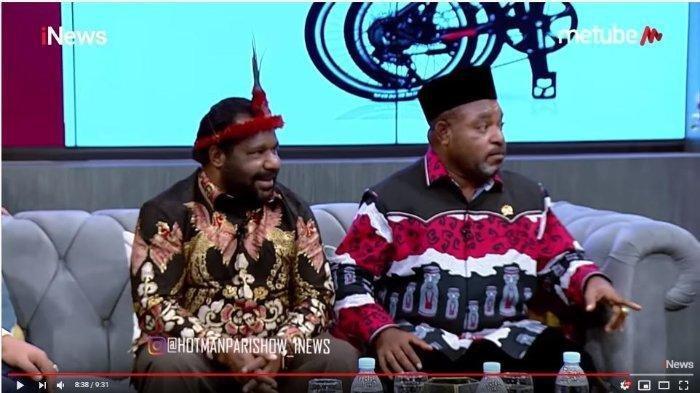 Melaney Ricardo Diminta Berhati-hati saat Sapa 2 Wakil Papua dengan Kata 'Pace'