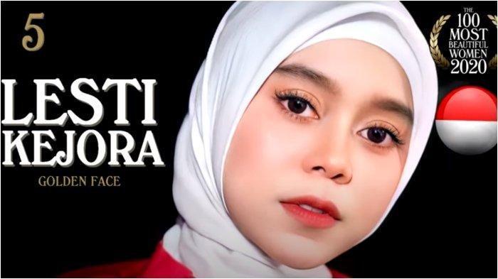 Netizen Protes Dirinya Dinilai jadi Wanita Tercantik ke-5 di Dunia, Lesti: Baperan Nanti Kurus