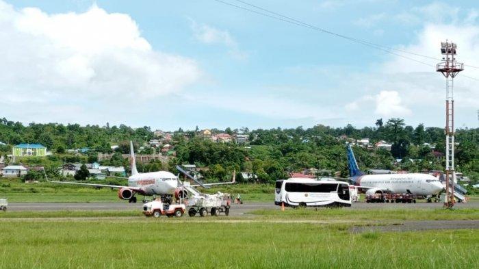 Larangan Mudik Berakhir, Lion Air Group Kembali Beroperasi di Bandara Rendani Manokwari