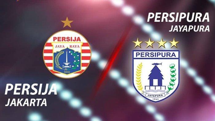 Live Streaming Liga 1 2019 Persija Jakarta Vs Persipura Jayapura, Malam Ini Pukul 18.30 WIB